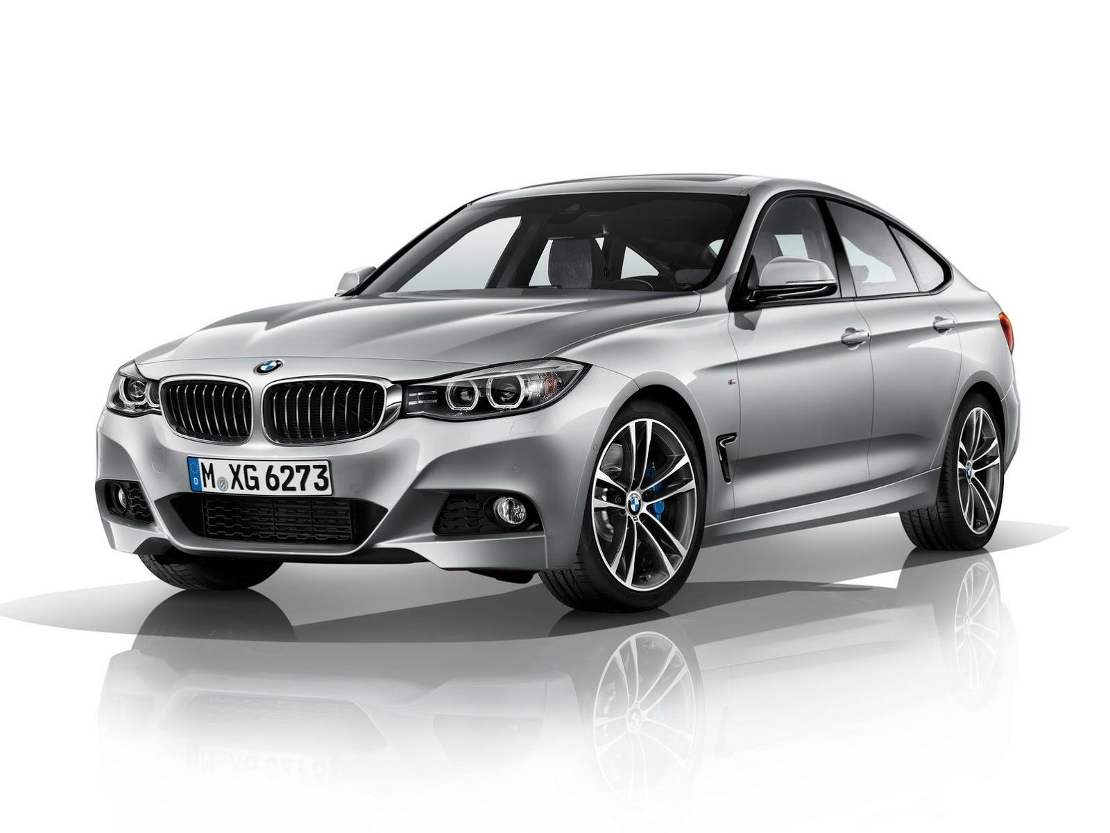 New BMW 3-series GT gallery