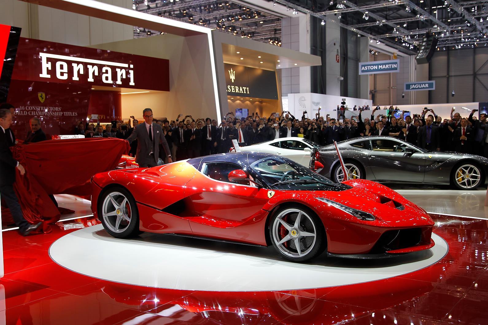 Geneva Motor Show 2013 video report