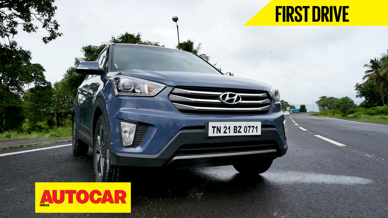 Hyundai Creta Video Review Cars Suv Crossovers