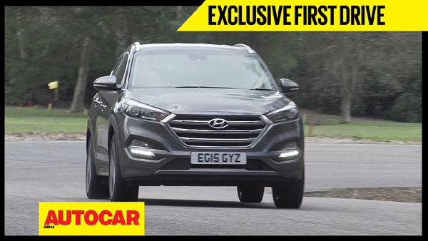 Hyundai Tucson exclusive video review