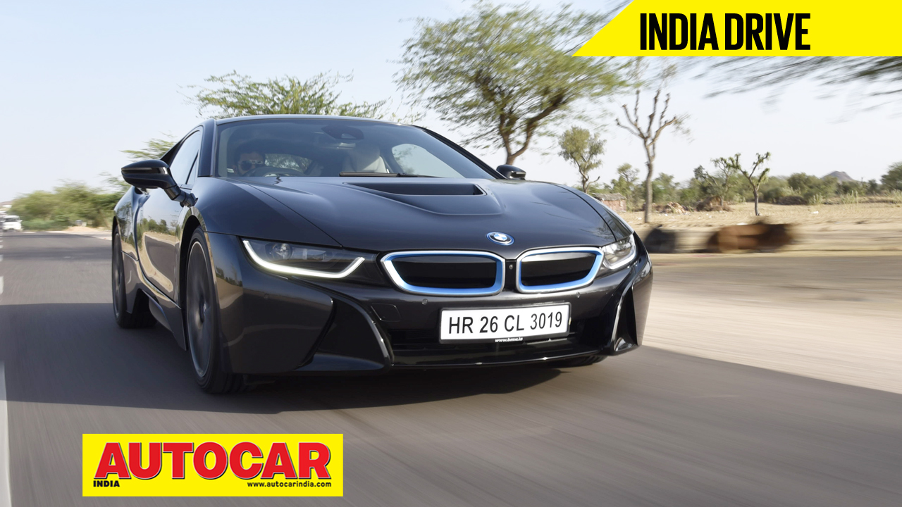 bmw i8 india video review cars luxury sports cars autocar india. Black Bedroom Furniture Sets. Home Design Ideas