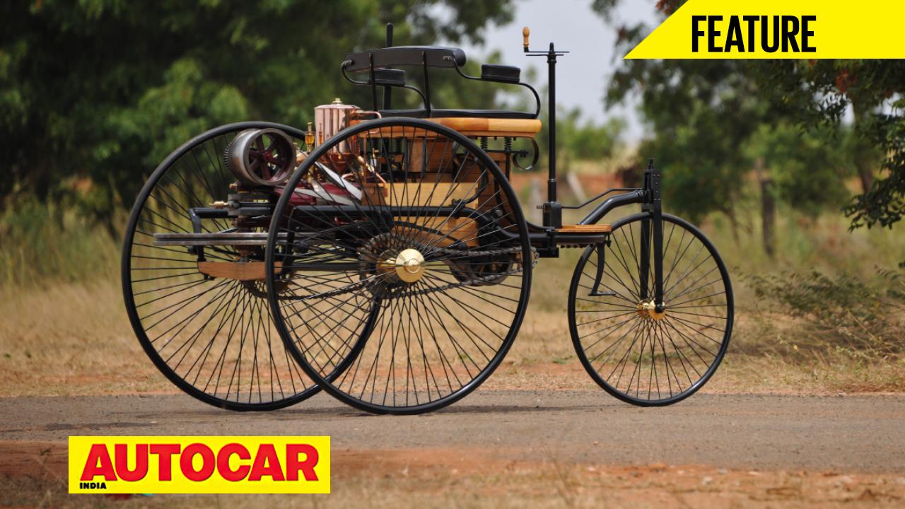 Benz Patent Motorwagen special video
