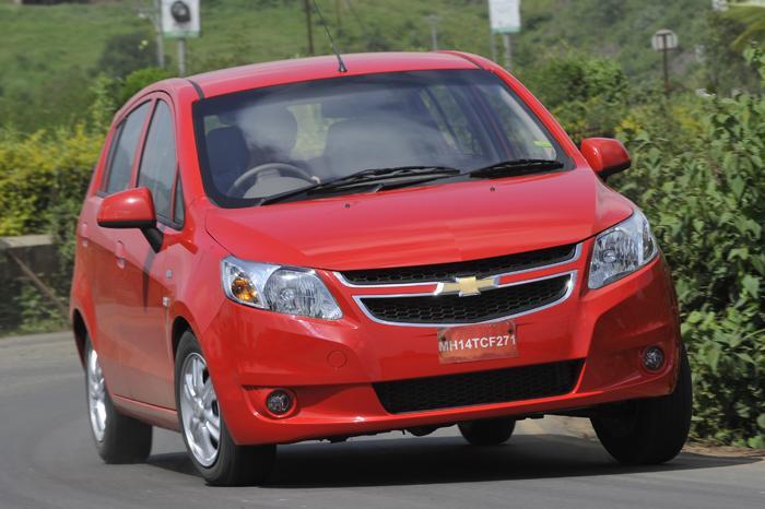 Chevrolet Sail U-VA video review