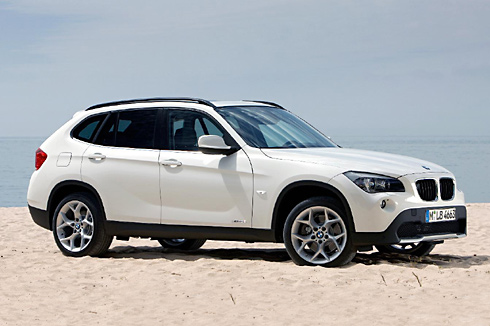 bmw x1 compact suv launched car news entry level. Black Bedroom Furniture Sets. Home Design Ideas