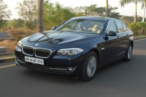 Bmw 5 Series Review 520d Cars First Drive Luxury