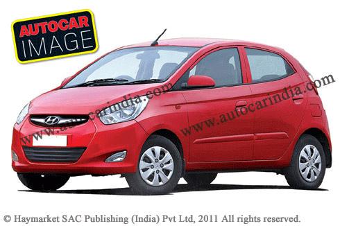 Eon is Hyundai's new small car