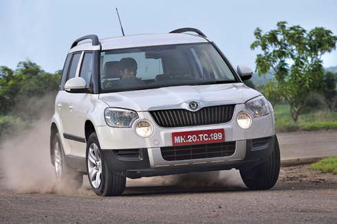 skoda yeti test drive and review car news suv crossovers autocar india. Black Bedroom Furniture Sets. Home Design Ideas